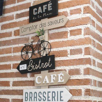El Acebo - Exterior del Restaurante