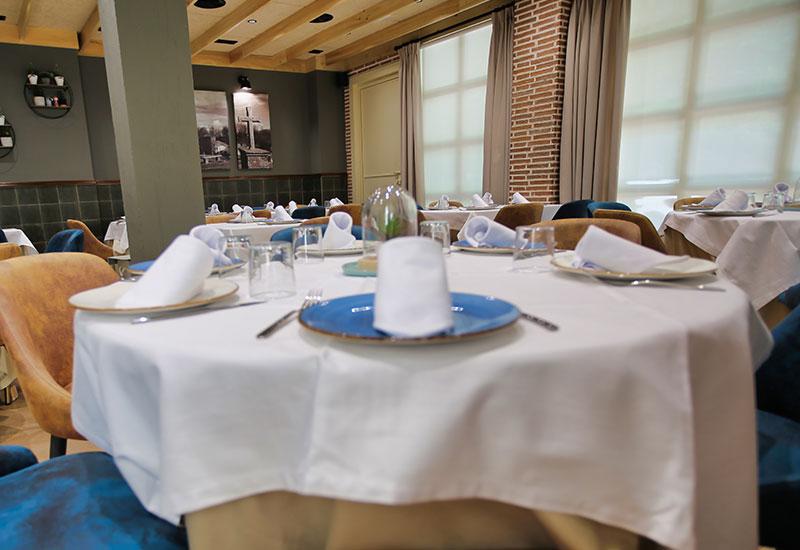 Interior Restaurante - El Acebo -